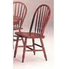 Matt Cherry Abacus Windsor Chair 2638 (A)