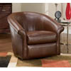 Merkel Accent Chair 27070Black (SF)