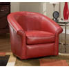 Merkel Accent Chair 27070Brown (SF)