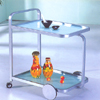 Serving Cart With Tempered Glass 2710(AVI)