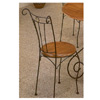 Dining Chair With Solid Wood Seat 2713 (CO)