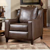 Avery Accent Chair 28002Brown (SF)