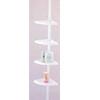 Shower Corner Rack With 4 Holders 2810 (PJFS8)