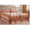 Antique Bronze Finish Queen Bed 300011Q (CO)