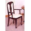 Queen Anne Style Arm Chair 3178 (CO)