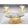 Dolphins Occasional Table Set 3180/3179 (WD)