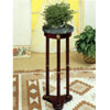 Round Green Marble Stand  2280GN  (A)