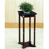 Square Green Marble Stand 2281GN (A)