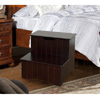 Bedroom Step Stool With Storage 33CH(KBFS)