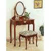 Queen Anne Style Vanity Set 3411(COFS50)