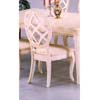White Wash Finish Side Chair 3517 (IEM)