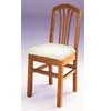 Dining Chair In Dirty Oak Finish 3551A (IEM)