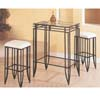 3 Piece Bar Stool Set 8213 (A)