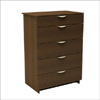 Truffle Five Drawer Chest 401205(NX)