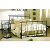 Aura Casual Metal Bed 4012 (ML)