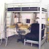Full Size Studio Loft Bed 98630(ML)
