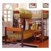 3 In. Post Twin Loft-Bed 4053 (ML)