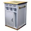 Modified Granite Kitchen Island 4102 (VHFS)