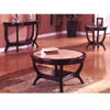 Coffee Table Set With Marble Top CM4302C (IEM)