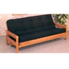 Solid Oak Trimline Style Wood Futon Frame 4818 (CO)