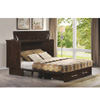Queen Size Creden-ZzZ Cabinet Bed 503-20-A(FUFS)