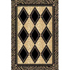 Rug 5110 Black (HD) Evolution Collection