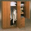 Ameriwood 3-Door 3-Drawer Wardrobe 9129(AZFS401)