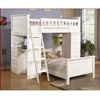 Solid Wood Willoughby Twin Loft Bed 109_(AFS)
