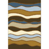 Rug 5322 Brown (HD) Modern Weave Collection