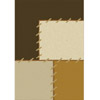 Rug 5408 Brown (HD) Modern Weave Collection