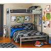 In The Zone Full Size Metal Bed 007118753(WFS119)