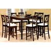 9- Pcs Cappuccino Dining Set 5846/5847 (CO)
