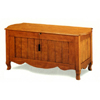 Pine Finish Mission Style Chest 5940 (CO)