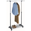 Deluxe Adjustable Garment Rack 6021-575(WT)