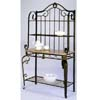 Antique Bronze Baker Rack 6201-72 (WD)