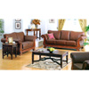 Leather Living Room Group 6287-Set (IEM)