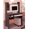 Computer Desk With Hutch 631_ (A)