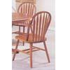 Oak Finish Arrow Back Windsor Chair 6344OAK (A)