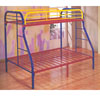 Premium Twin/Full Bunk Bed 6345 (A)