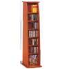 Oak Finish CD Rack 700013 (CO)