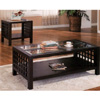 Cappuccino Finish Occasional Tables 70005_(CO)