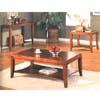 Cherrry Finish Coffee Table 700098 (CO)