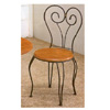 Moustache Sandy Black Chair 7016 (CO)