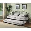 Metal Twin Size Day Bed With Metal Slats BT01(KBFS)
