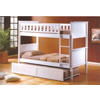 Solid Wood Bunk Bed 7420(ABC)