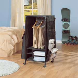 Portable Storage Closet With Storage 76011(OIFS)