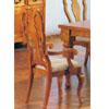 Wood Pine Arm Chair 7733 (A)