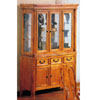 Wood Pine Buffet & Hutch 7734 (A)