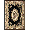 Rug 792 Black (HD) Sing Collection