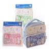 8 Piece Large Diaper Bag w/ Feeding Set 922(DM)